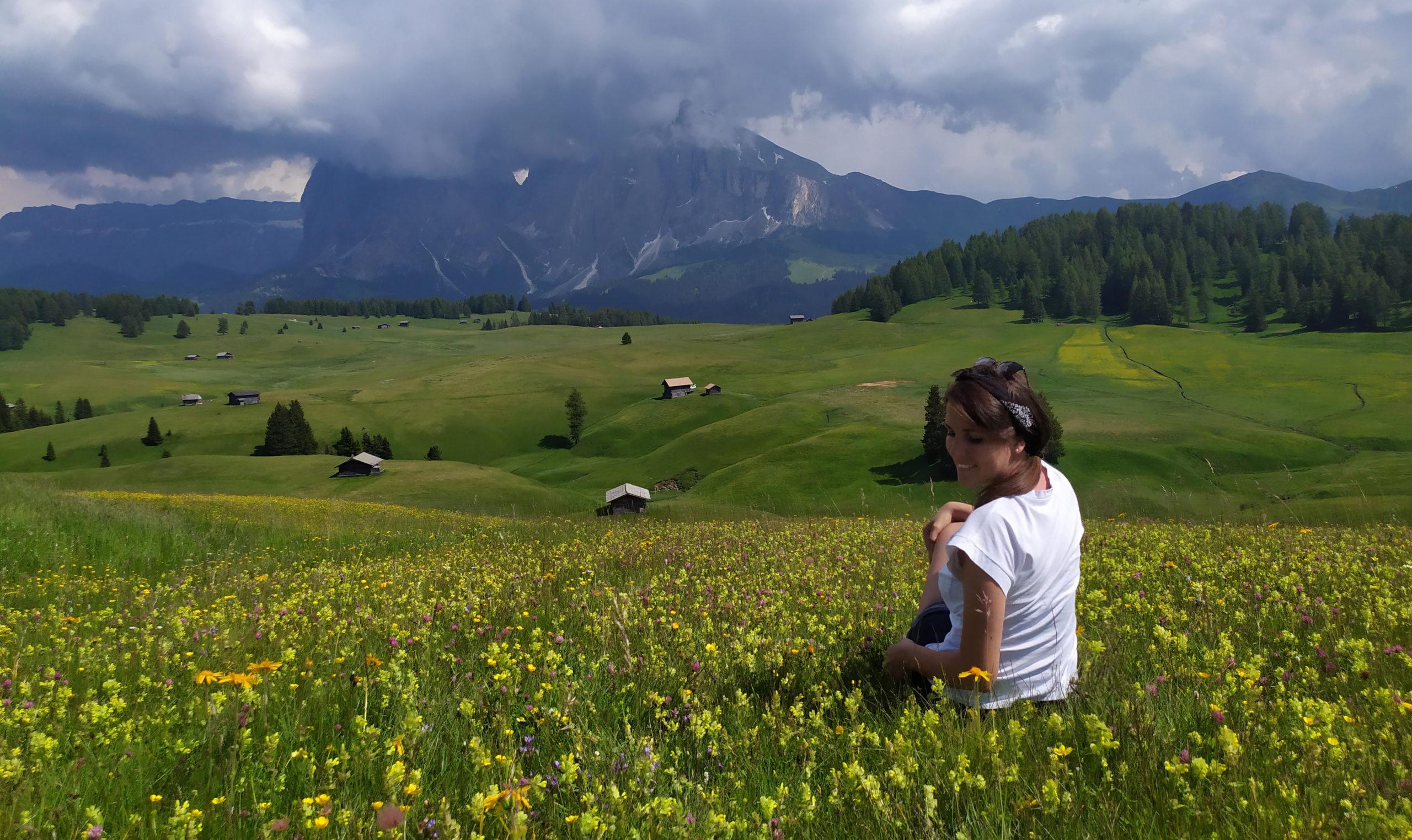 In viaggio per natura Anna Roscini