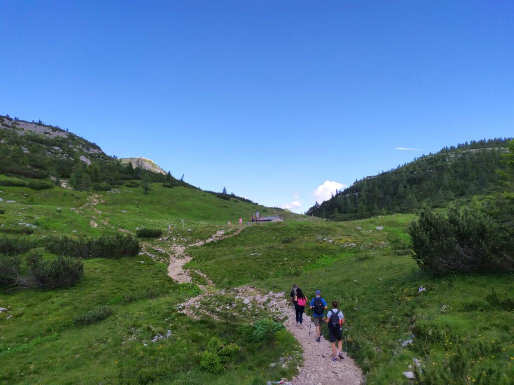 escursione al monte ortigara da piazzale lozze