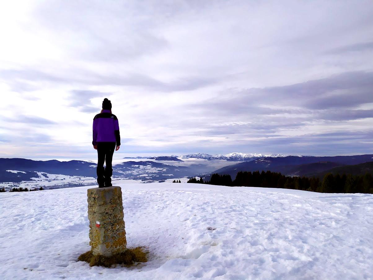 escursione monte longara