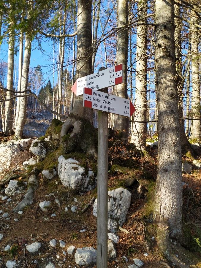 croce di sant'antonio monte zebio