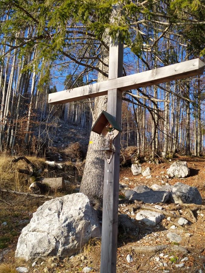 croce di sant'antonio indicazioni