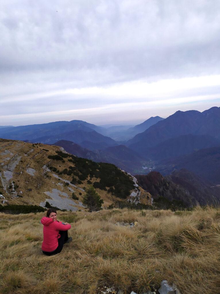 itinerario monte maggio passo coe