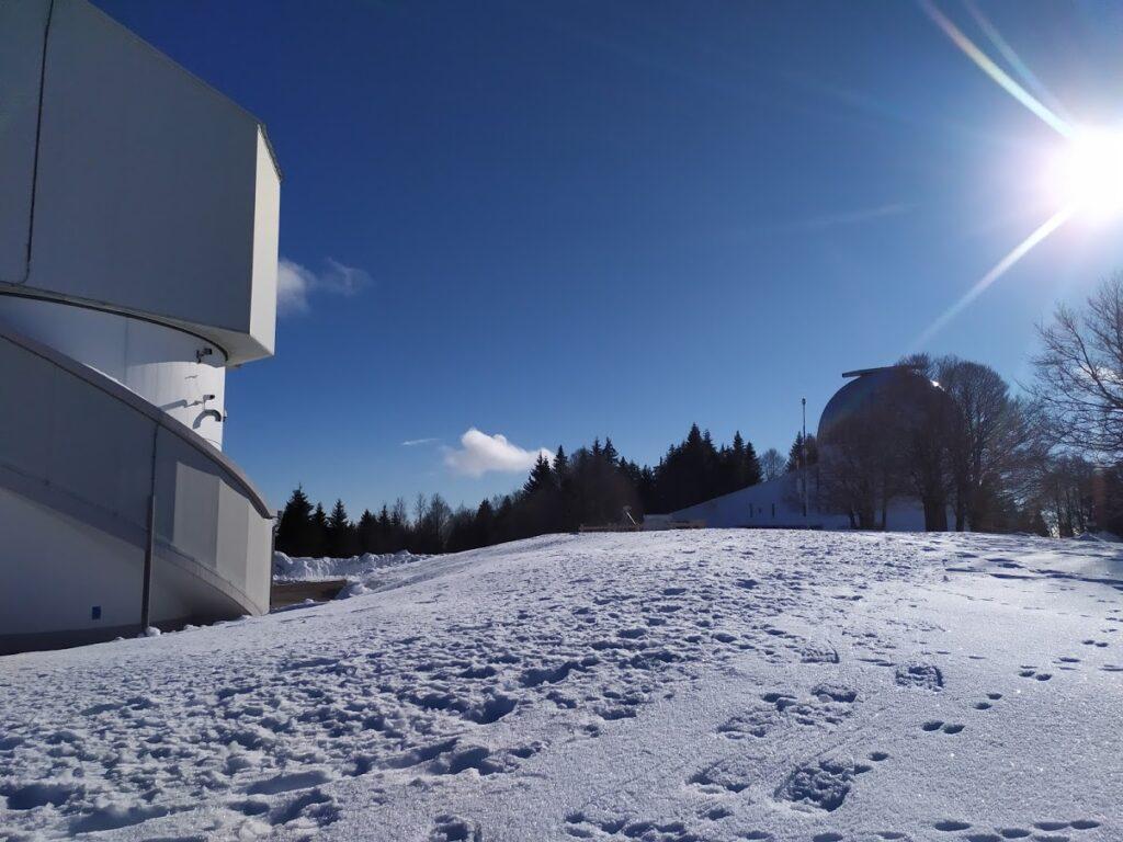osservatorio asiago cima ekar