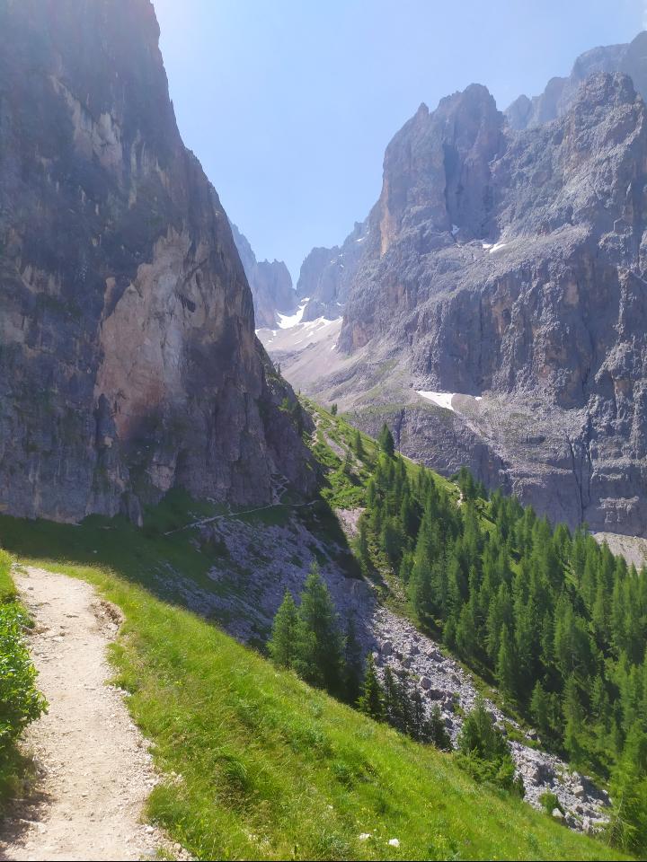 Escursione Gruppo Sassolungo