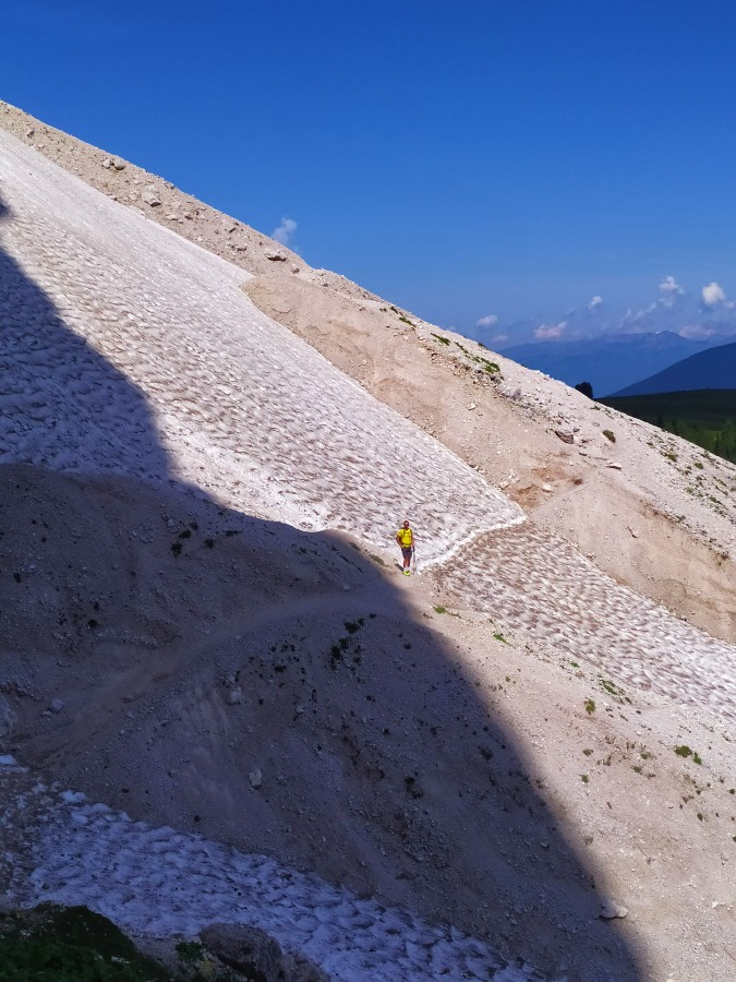 Trekking Sassolungo