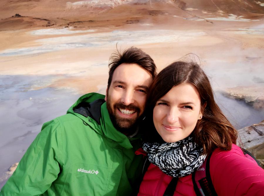 visita hverir islanda