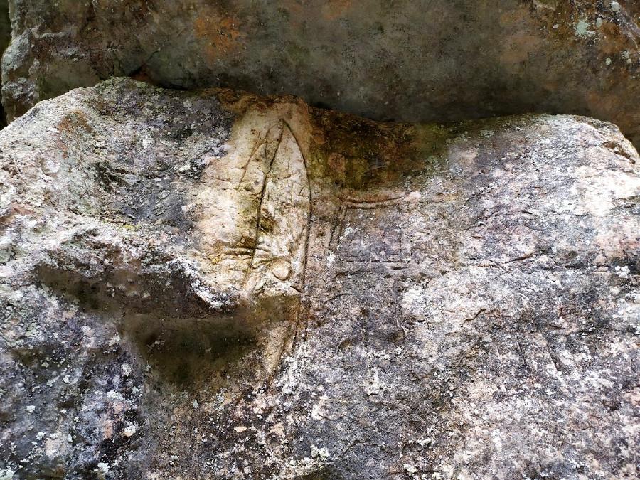 incisioni rupestri tunkelbald