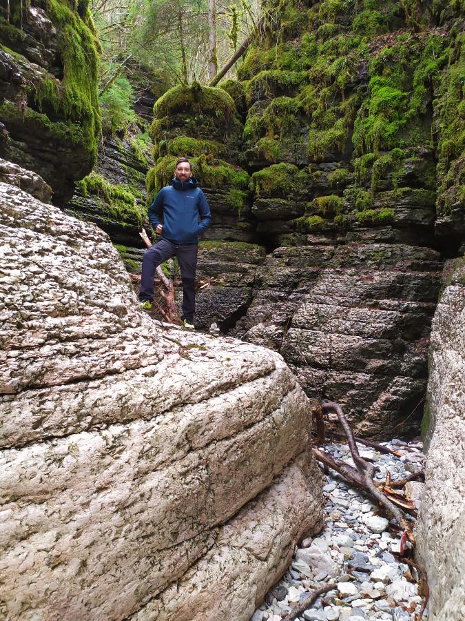 canyon del buso vecio
