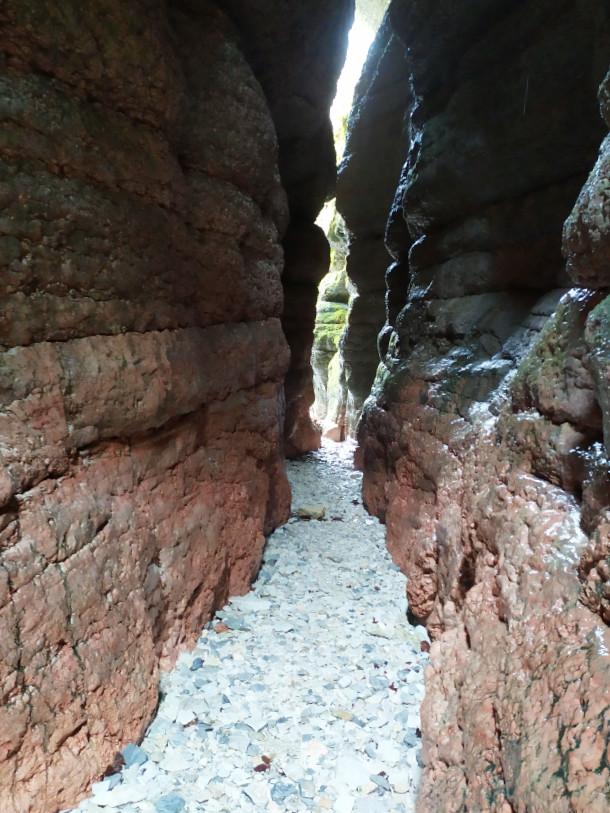 canyon gallio madonna del buso