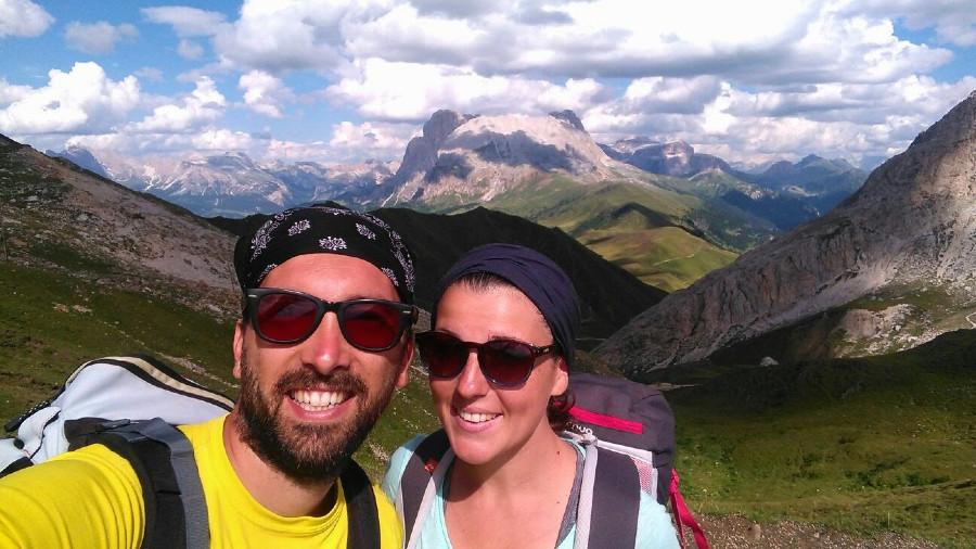 escursione al rifugio alpe di tires da compaccio