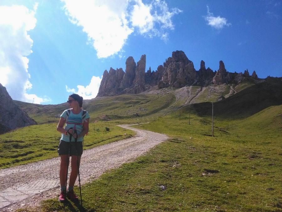 escursione al rifugio alpe di tires
