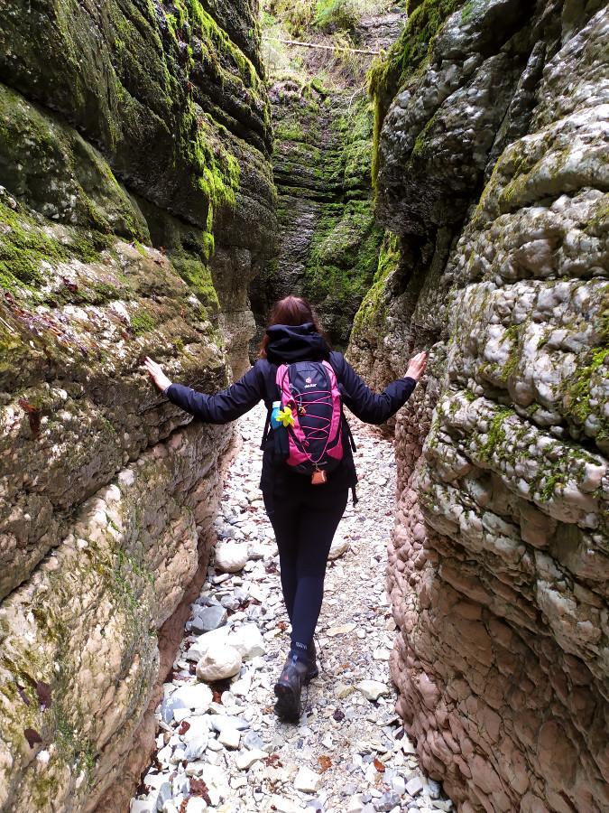 escursione gallio canyon
