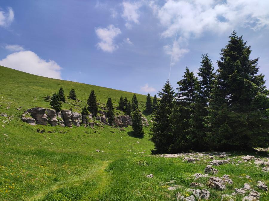 città di roccia monte fior escursione