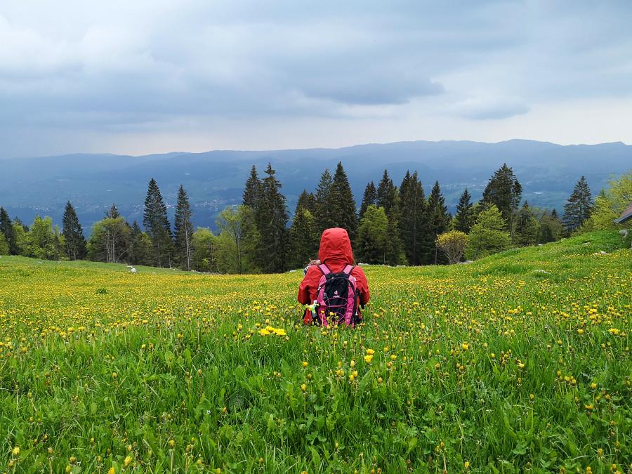 escursione al monte erio
