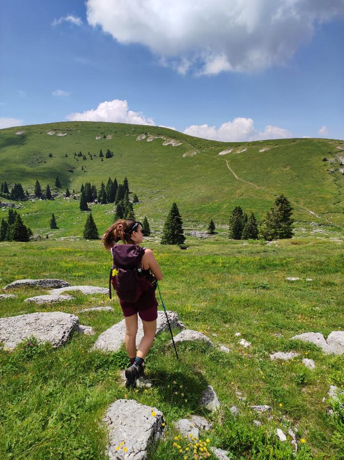 escursione monte castelgomberto e monte fior