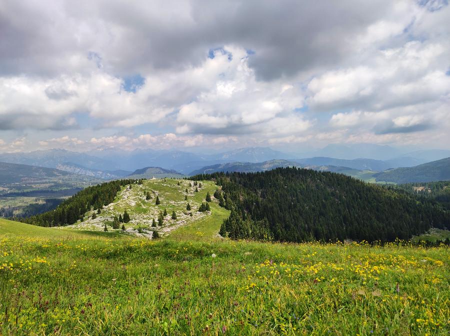 escursione monte castelgomberto