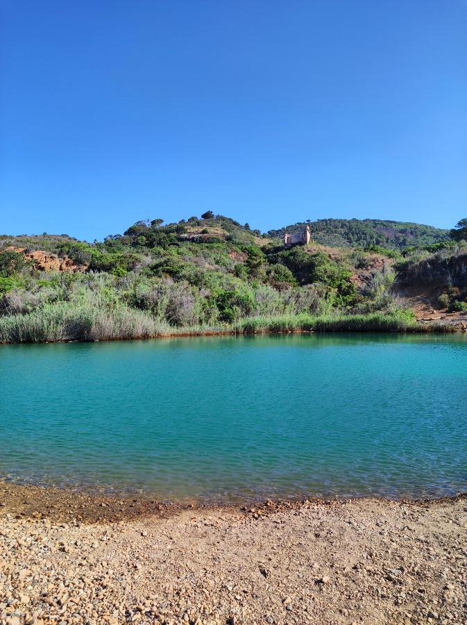 lago di terranera elba
