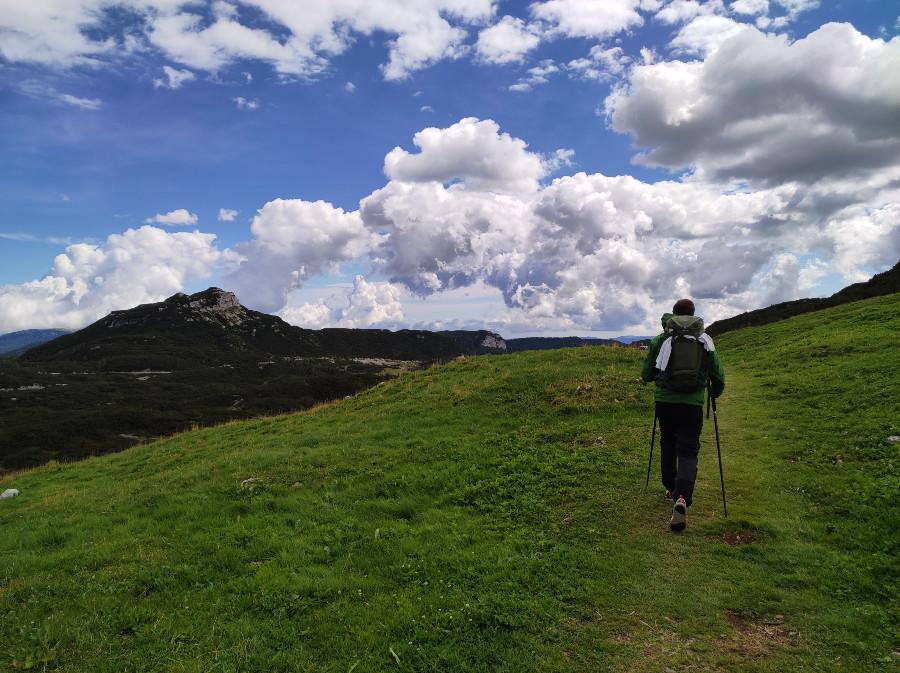 escursione a cima dodici da malga galmarara