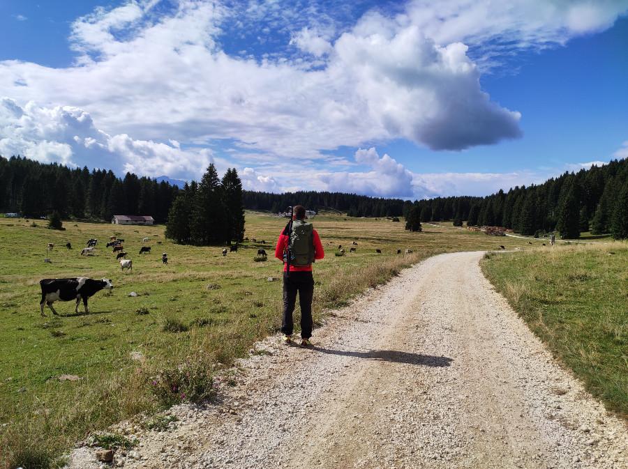 escursione a forte campo luserna