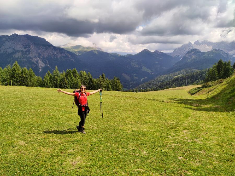 escursione al rifugio belvedere