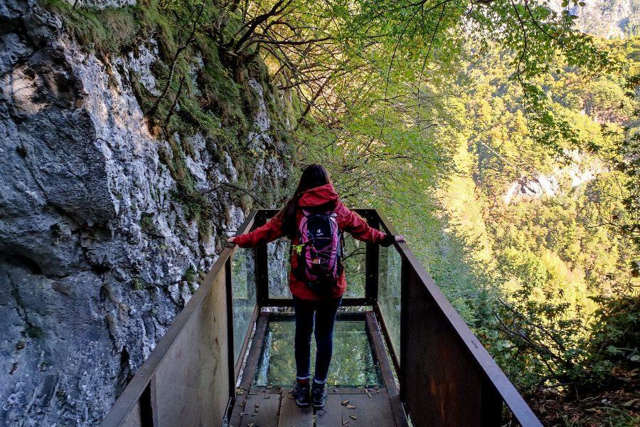 cascata brazzavalle valli del pasubio