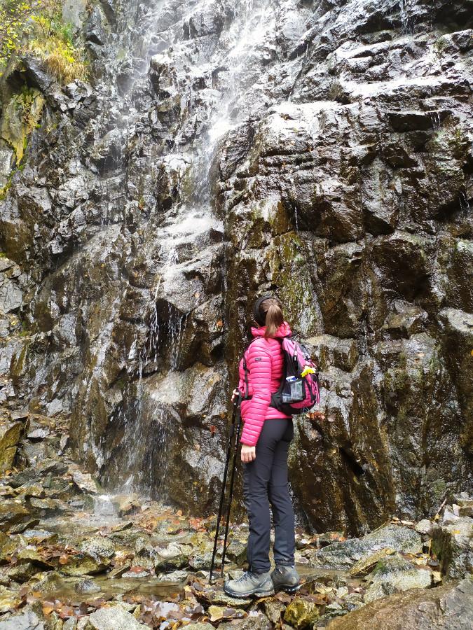escursione cascata sas pisador